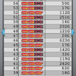 マイジャグラー3 設定2の最大ハマリゲーム数_2