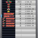 マイジャグラー3|設定1の確率データ_13