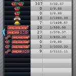 ファンキージャグラー|設定6の挙動、確率データ_18