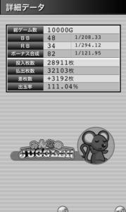 みんなのジャグラー 設定6|スランプグラフの特徴や挙動とハマリ、設定判別と設定差のデータ。最強のジャグラー!-チェリー確率, ぶどう確率, 設定差, シミュレーション, みんなのジャグラー, 差枚数, データ, 挙動, パチスロ, スランプグラフ, 設定6, ジャグラー-IMG 4608 179x300
